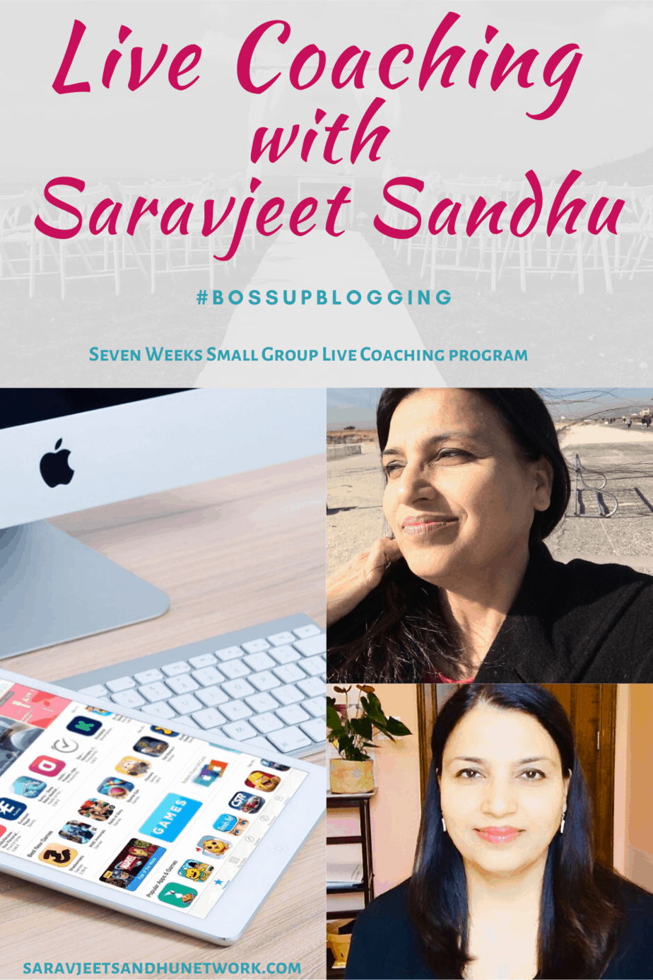 Live Coaching With Saravjeet Sandhu