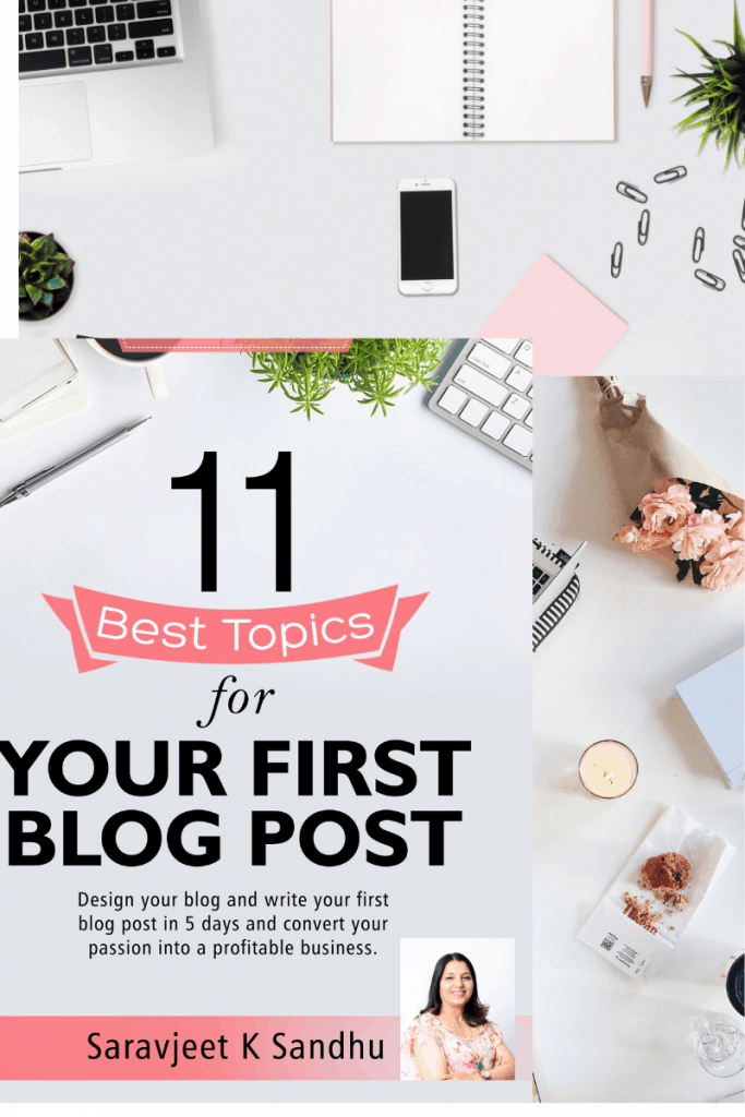 What Topic To Choose For Your First Blog Post | Blogging Tips