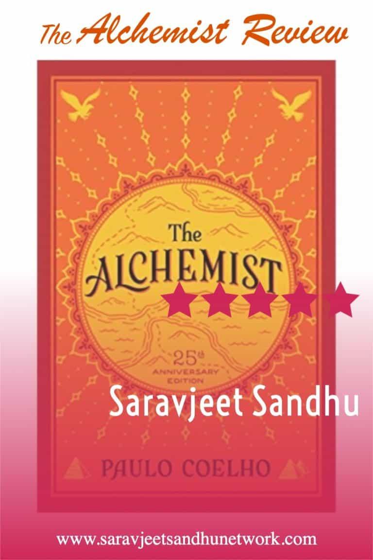 The Alchemist By Paulo Coelho Review