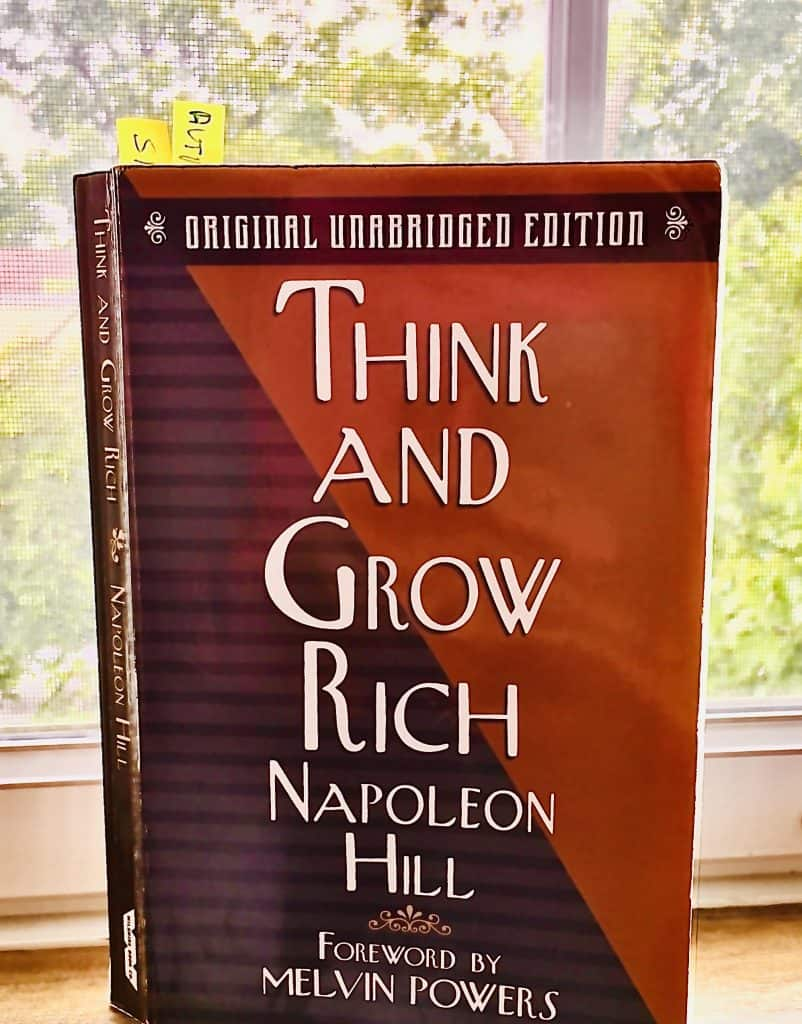 Think And grow Rich - Book Review - Napoleon Hill